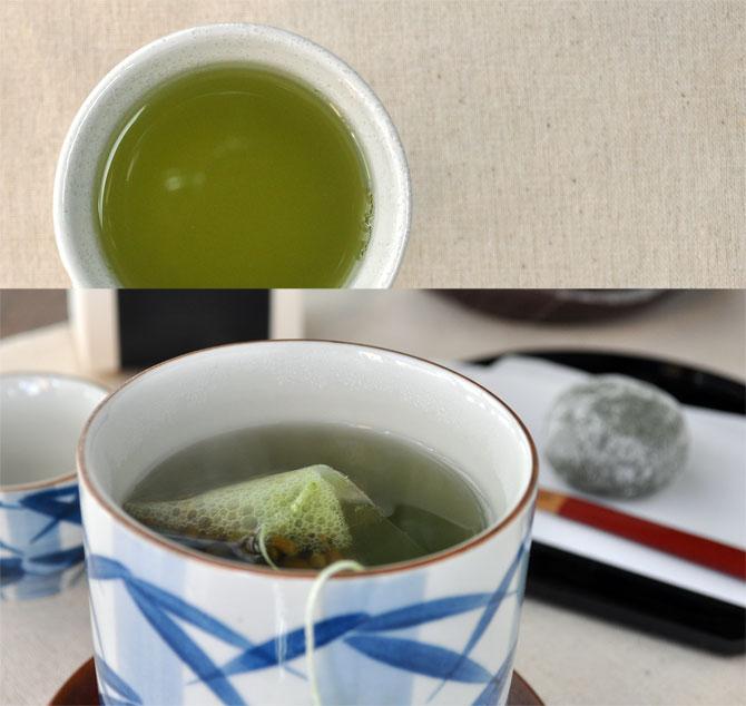 川越茶 玄米茶イメージ