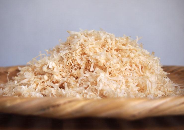 鶏削り節鶏プレーン