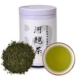 河越茶 煎茶 80g 缶
