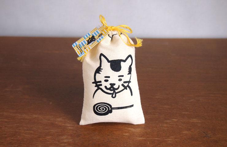 おきもち飴 飴と猫